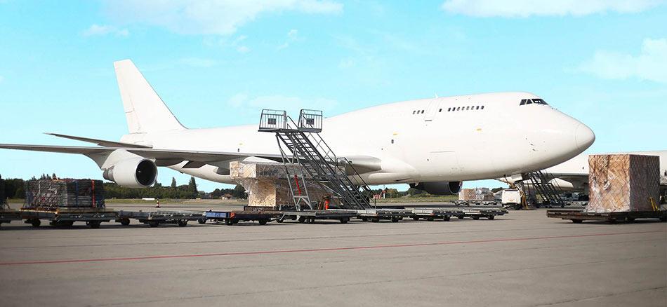 Air Freight - Aircraft charter, Door-to-Door, Customs